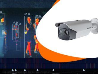 Câmeras termográficas contra a COVID19 já são realidade
